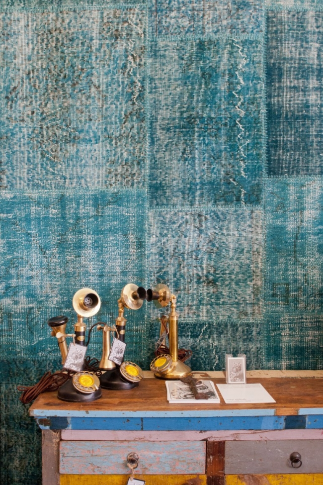 Above Left Vintage Telephones Console From The Ambador Range Rug Studio Styling And Photography Meghan Plowman Of Orchard