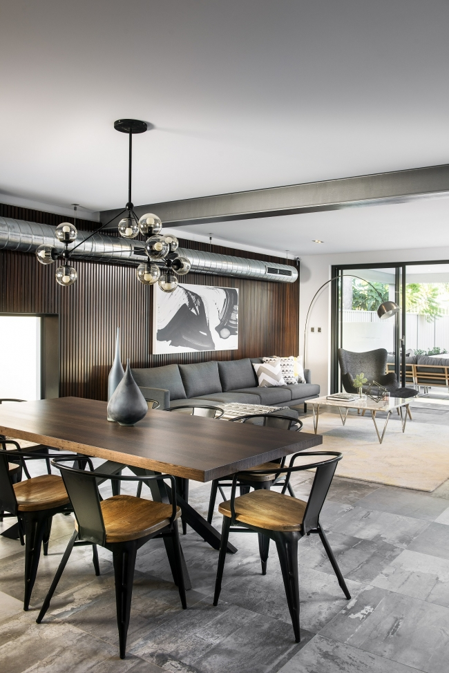 10 ways to add industrial style to your home house nerd for Industrial style house