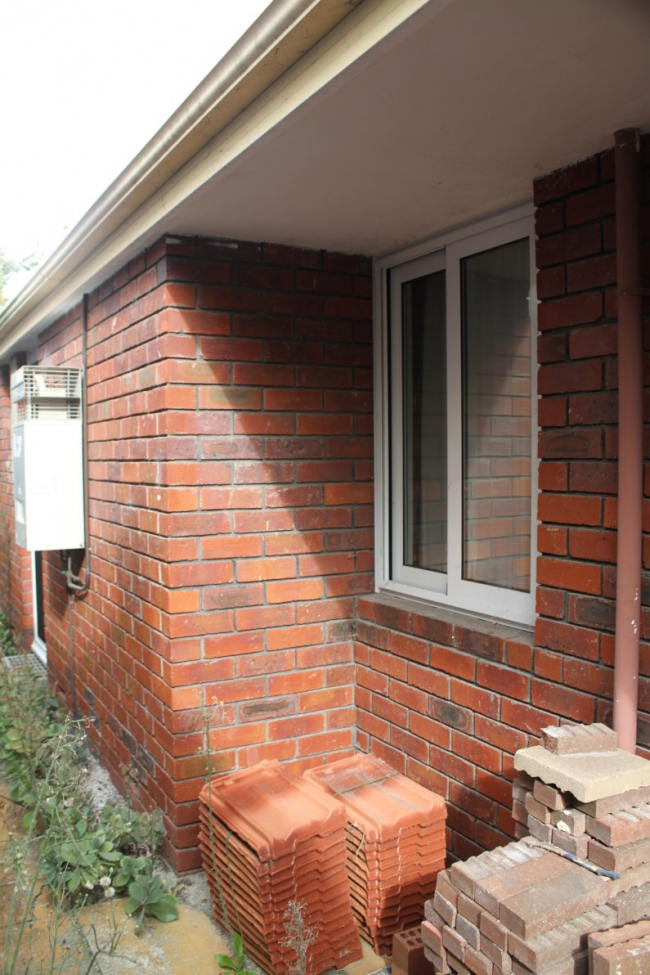 We 39 re renovating our house 39 s elevation and the before for 70s house exterior makeover australia