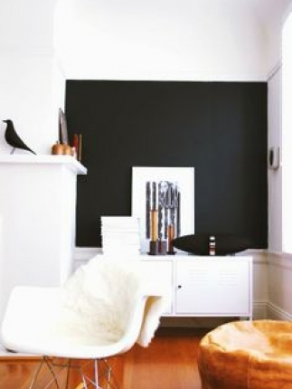 Dare To Diy 8 Ways To Add Black To Your Home House Nerd